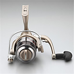 Metal  Fishing Spinning Reel 6 Ball Bearings  Exchangable Handle-GS5000
