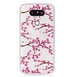 The Plum Blossom Luminous Dream Catcher Pattern Sofe TPU Case for LG G5