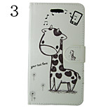 Painted PU Phone Case for Huawei G620S