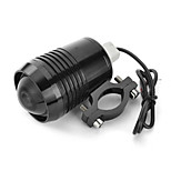 exLED 10W White Electric/Motorcycle LED Headlight 12-24V