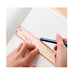 1PC Drawing Painting Tools Panda Wooden Ruler Wooden Ruler(Style random)
