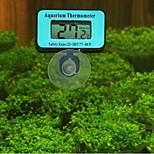 Aquarium Digital Thermometer Submersible Sucker Fish Tank for Rio Vision