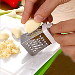 Stainless steel Multifunctional Four-dimensional Garlic Onion Cutter Vegetable Planer Shredder(Random Color)