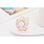 HUALUO®European and American fashion new black scarf buckle flower brooch Ms. hollow buckle shawl accessories