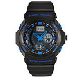 reloj deportivo Hombre alarma / Noctilucente Cuarzo Japonés Digital pulsera