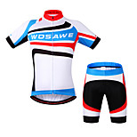 Summer Cycling Jersey Bike Bicycle Clothing Quick Dry Cycling Clothings Breathable Padded Gel Cushion bermuda ciclismo