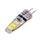 1 pcs YWXLIGHT G4 6 SMD 5730 200-300 lm Warm White / Cool White T Decorative LED Bi-pin Lights DC 12 V