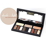 Natural Nudes Naked Eye Color Palettes Up In Smoke/Gorgeous Eyeshadow Shades for Smoldering Smoky Eye