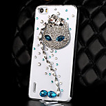 Diamond Look Back Cover for Huawei Honor 6/Huawei Honor 6 Plus