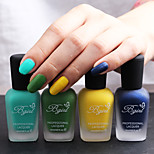 4 PC-Bgirl Nail Art  Matte Nail Oil Polish -16ml/Bottle 09-012(4 Colors/Set)