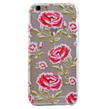 Ultra Thin with Patterns Soft TPU Back Cover for iPhone 6/6s/6 Plus/ 6s Plus