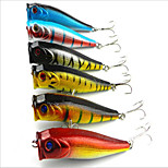 9cm 14g/pcs Fishing Lures Popper Lure Fishing Bait Hook Fishing Tackle 1 PC