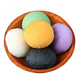 Cuticle Removal / Blackhead Others Unisex Cleaning Face Sponge Ball