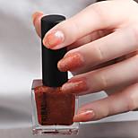 1pcs  Quick-Drying Shiny Metallic Color Nail Polish