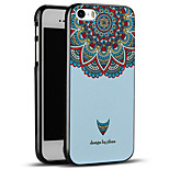 Symmetric Totems Soft Protective Back Cover iPhone Case for iPhone SE/iPhone 5S/5