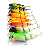 10.5cm 14g/pc Jointed Fishing Lure Hooks Minnow Plastic Artificial Fishing Wobbler Tools Jerk Fish Esca Tackle 1pc