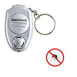 1pcs Portable Keychain Key Clip Electronic Ultrasonic Repeller for Pest Mosquito Insect