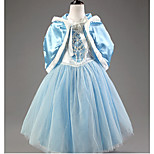 Halloween / Christmas /Children's Day / New Year Kid Princess Series Costumes / Fairytale Costumes Coat / Dress