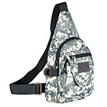 Outdoor Leisure Shoulder Messenger Backpack Chest Pack