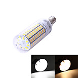 YouOKLight®  1PCS E14 5W 99*SMD5730  350LM Warm White Cold White  CRI>80 LED Corn Bulbs Lamp (110-120V/220V-240V)