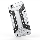 Armor Holder Shockproof Card Plastic Phone Case for IPhone 6/6s (Plus)(Assorted Colors)