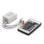 24-Button Remote Controller for RGB LED Strip Lights (12V)