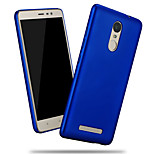 PC Material Back Cover for RedMi note3