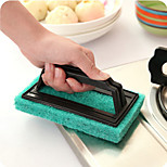 Kitchen Handles Sponge Cleaning Brush The Bath Brush Random color