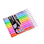 0.5 Plastic Business Gel Pens(More Colors)
