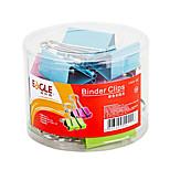 bokmärken&clips för kontorsslumpmässiga färger