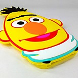 casos de silicona cabeza tío nariz roja de la piña por iPhone6 / 6s / 6s 6 más / más (colores surtidos)