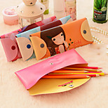 Korean Dream Girl Pencil Case Make Up Cosmetics Bag Purse
