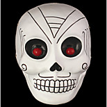 Payday Bone  Clown White Resin Mask