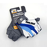 XINTOWN Unisex Sport Mittens Breathable / High Breathability (>15,001g) / Wearable / Wicking White / Cycling/Bike