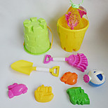 Summer Toys Sand Barrel (8Pcs)