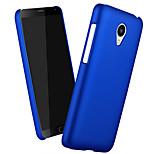 policarbonato tampa traseira para meizu nota azul 3 telemóvel
