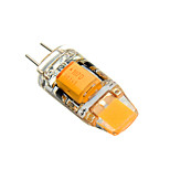 Bombillas LED de Mazorca Decorativa YWXLIGHT MR16 G4 1.5W 1 COB 150 lm Blanco Cálido / Blanco Fresco DC 12 / AC 12 V 1 pieza