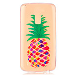 Fruit Pineapple Pattern Embossed TPU Case for LG K7/ K10