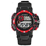 Sports Watch Masculino Cronômetro / Noctilucente Quartzo Japonês Digital pulseira