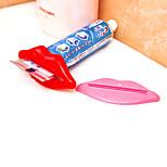 Toothpaste Dispenser Multi-Purpose Squeezer Toothpaste Partner Random Color