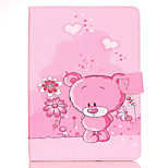 9.7 Inch Print Pattern PU Leather Case for iPad Pro 9.7(Assorted Colors)