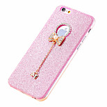 Diamond Bling Glitter Cover Case with Back Hole for iPhone 6Plus/6S Plus(Assorted Colors)