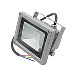 HRY® 10W 1000LM Cool/Warm White Color Waterproof Super Bright Outdoor LED Flood Lights(85-265V)