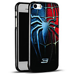 Embossed Super Hero Protective Back Cover Soft iPhone Case for iPhone SE/iPhone 5S/5