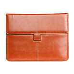 PU Leather Pouch Bag Sleeve Case For 10 inch Tablet PC iPad 4/3/2 With Card Slot
