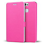 PU Leather Full Body Cases for Huawei Ascend P9