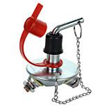 batteria jtron 12-24V 200a tagliato off per auto / barca - (argento&rosso)