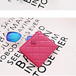 Travel WalletForTravel Storage PU Leather Blue / Green / Rose 10.8*9