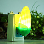 creativa sensor de la luz del maíz en relación con el bebé luz de la noche de sueño
