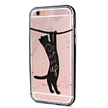 kitten Call Flashing TPU + PC Phone Case Combo for iPhone 6 / 6S
